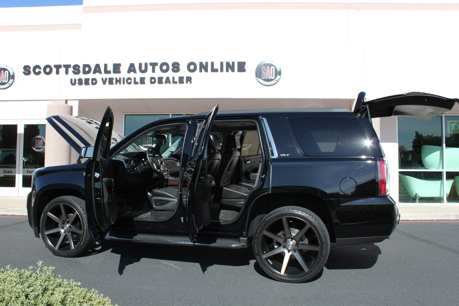Used-2015-GMC-Yukon-SLT-Ford