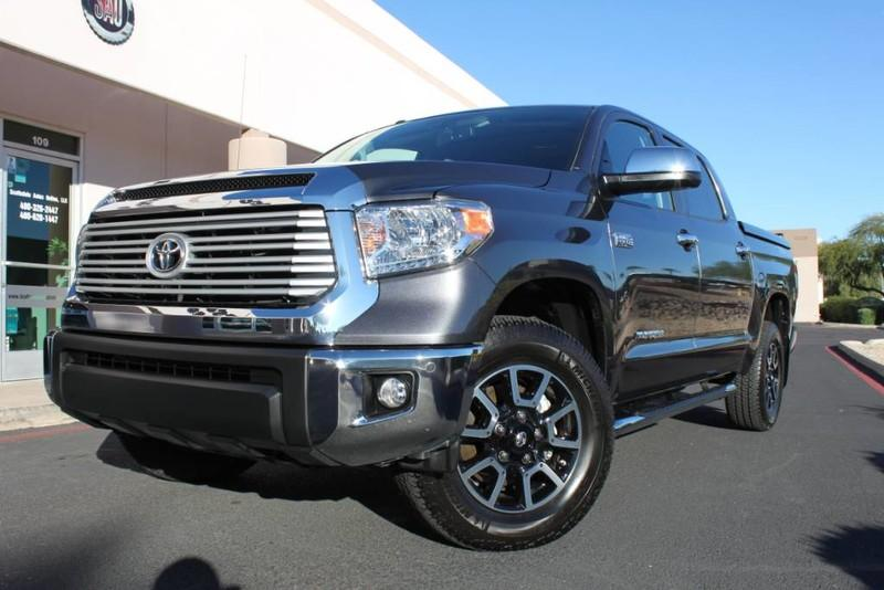 Used 2015 Toyota Tundra 4WD Truck <span>LTD</span> | Scottsdale, AZ