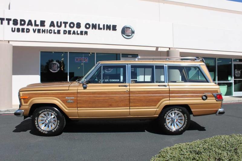 Used-1983-Jeep-Wagoneer-Limited-4WD-Wagoneer