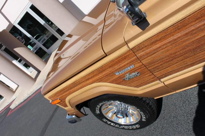 Used-1983-Jeep-Wagoneer-Limited-4WD-Tesla