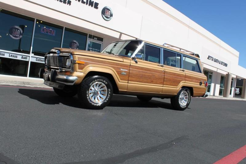 Used-1983-Jeep-Wagoneer-Limited-4WD-Jeep