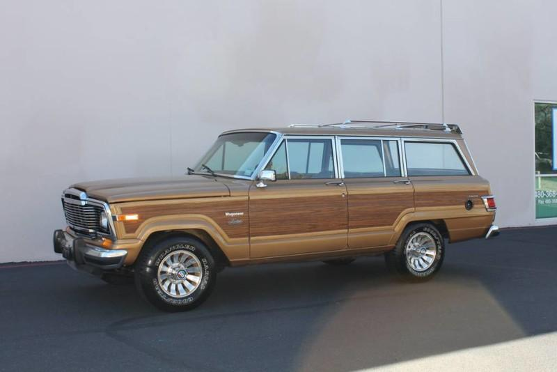 Used-1983-Jeep-Wagoneer-Limited-4WD-BMW