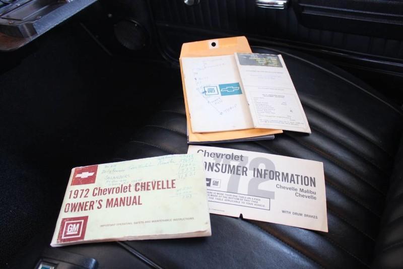 Used-1972-Chevrolet-Chevelle-Honda-for-sale-Highland-park
