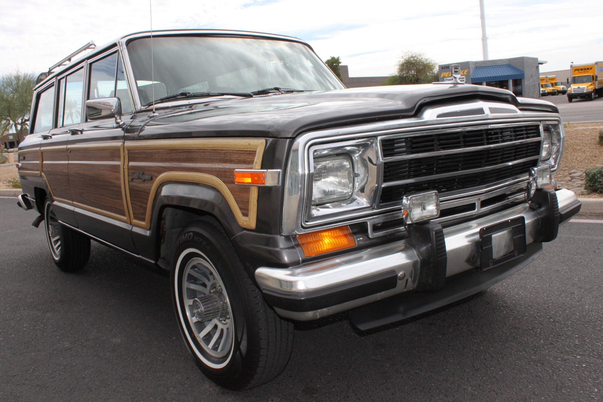 Used-1989-Jeep-Grand-Wagoneer-Mercedes-Benz