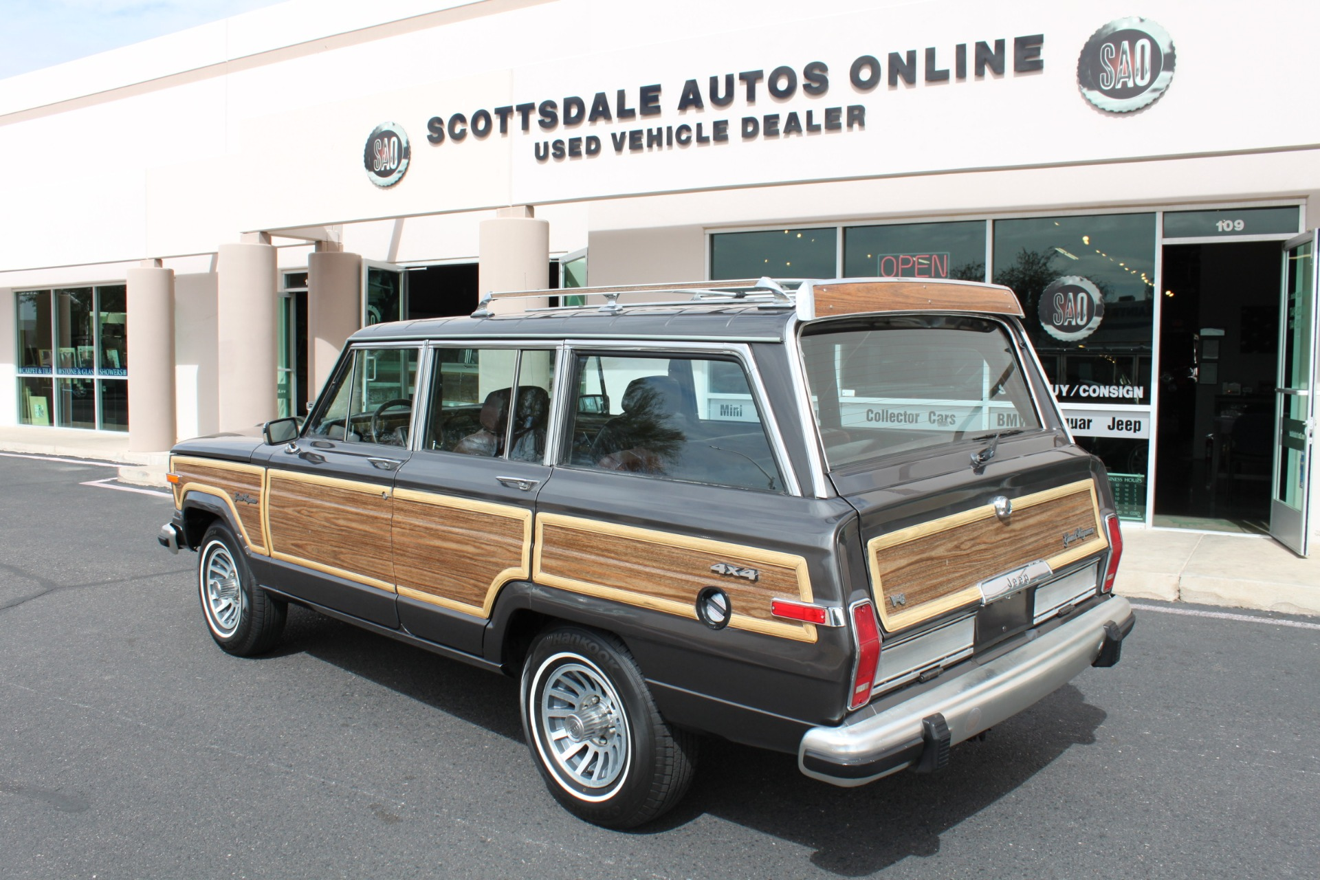 Used-1989-Jeep-Grand-Wagoneer-4X4-Honda
