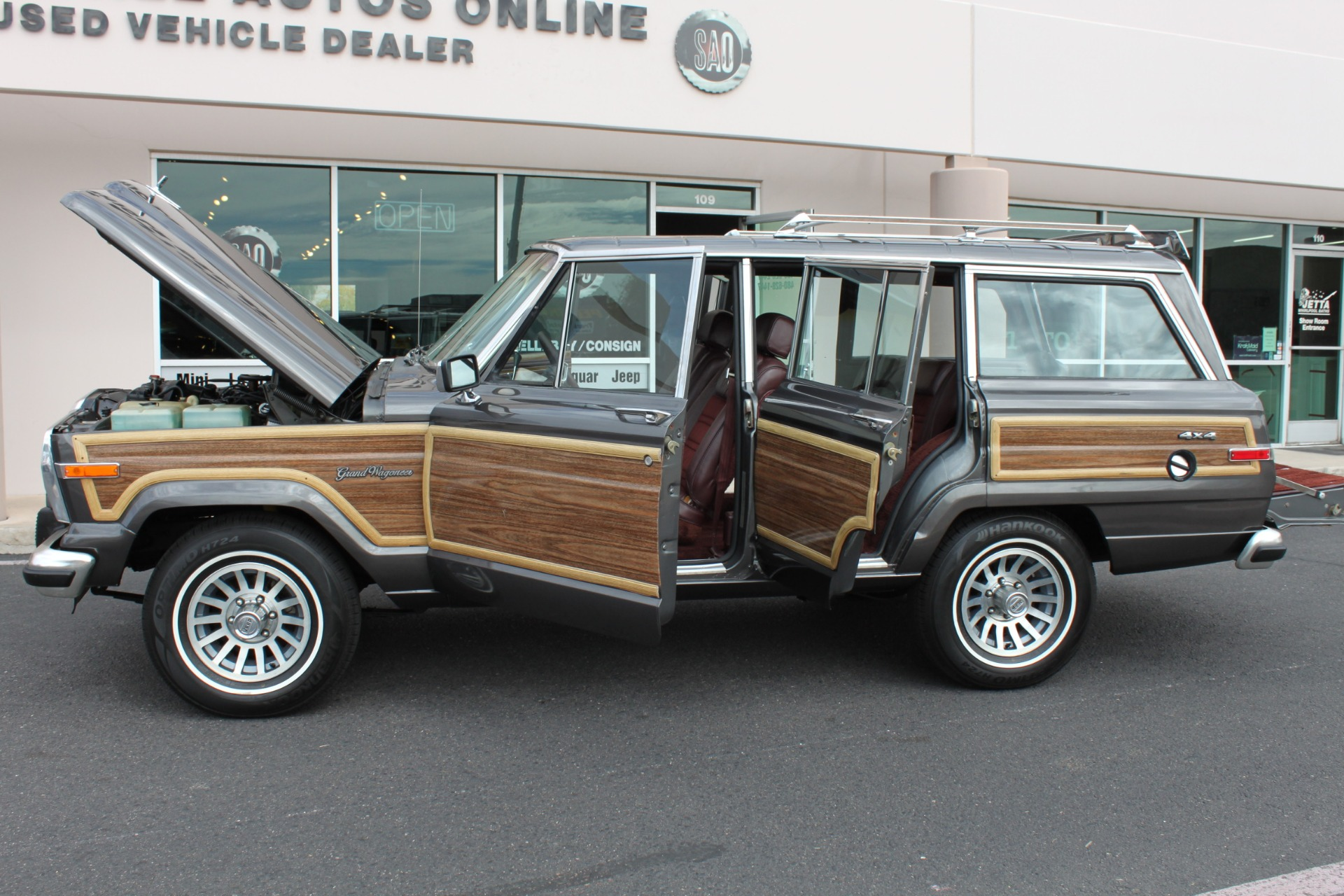 Used-1989-Jeep-Grand-Wagoneer-4X4-XJ