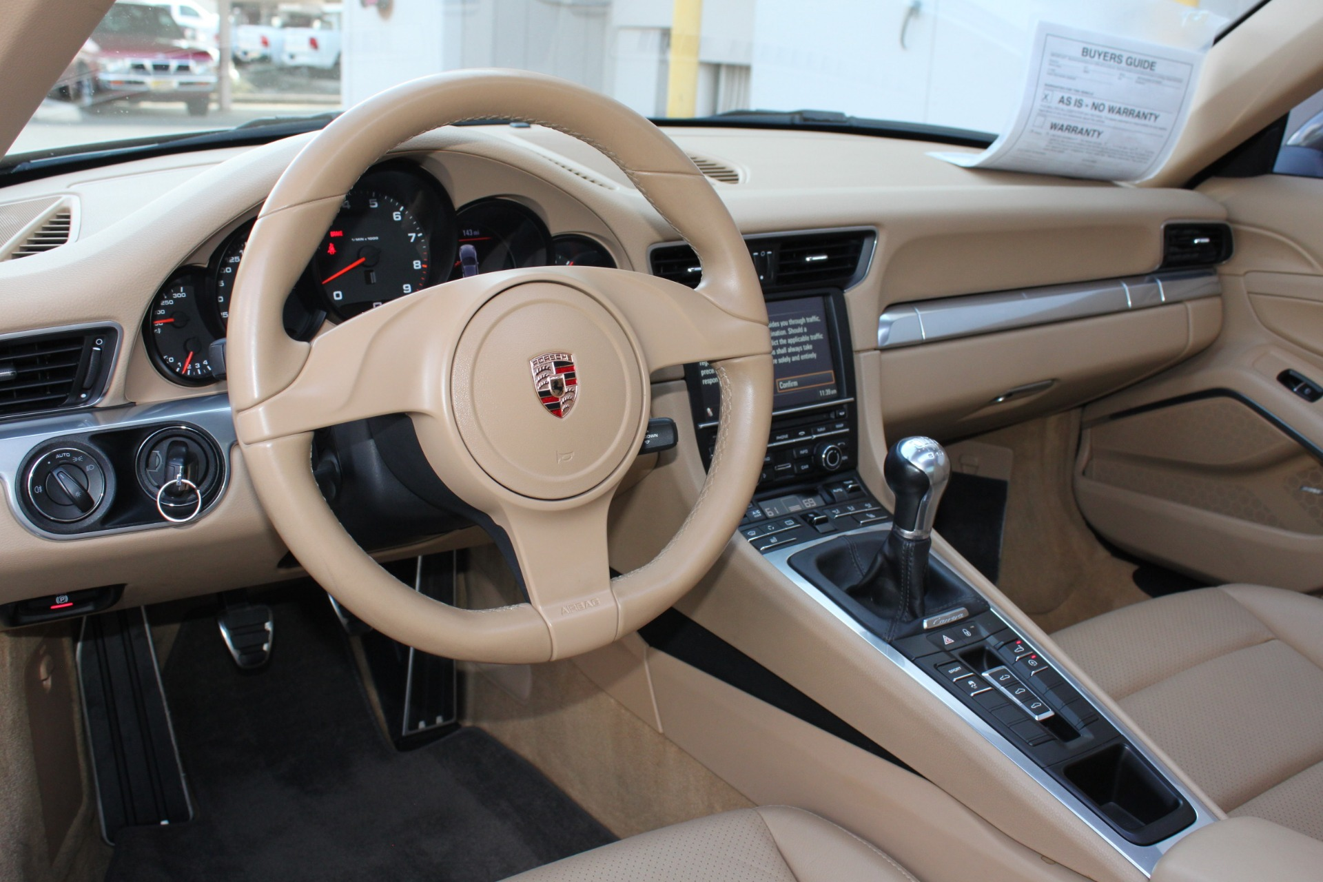 Used-2012-Porsche-911-Carrera-vintage