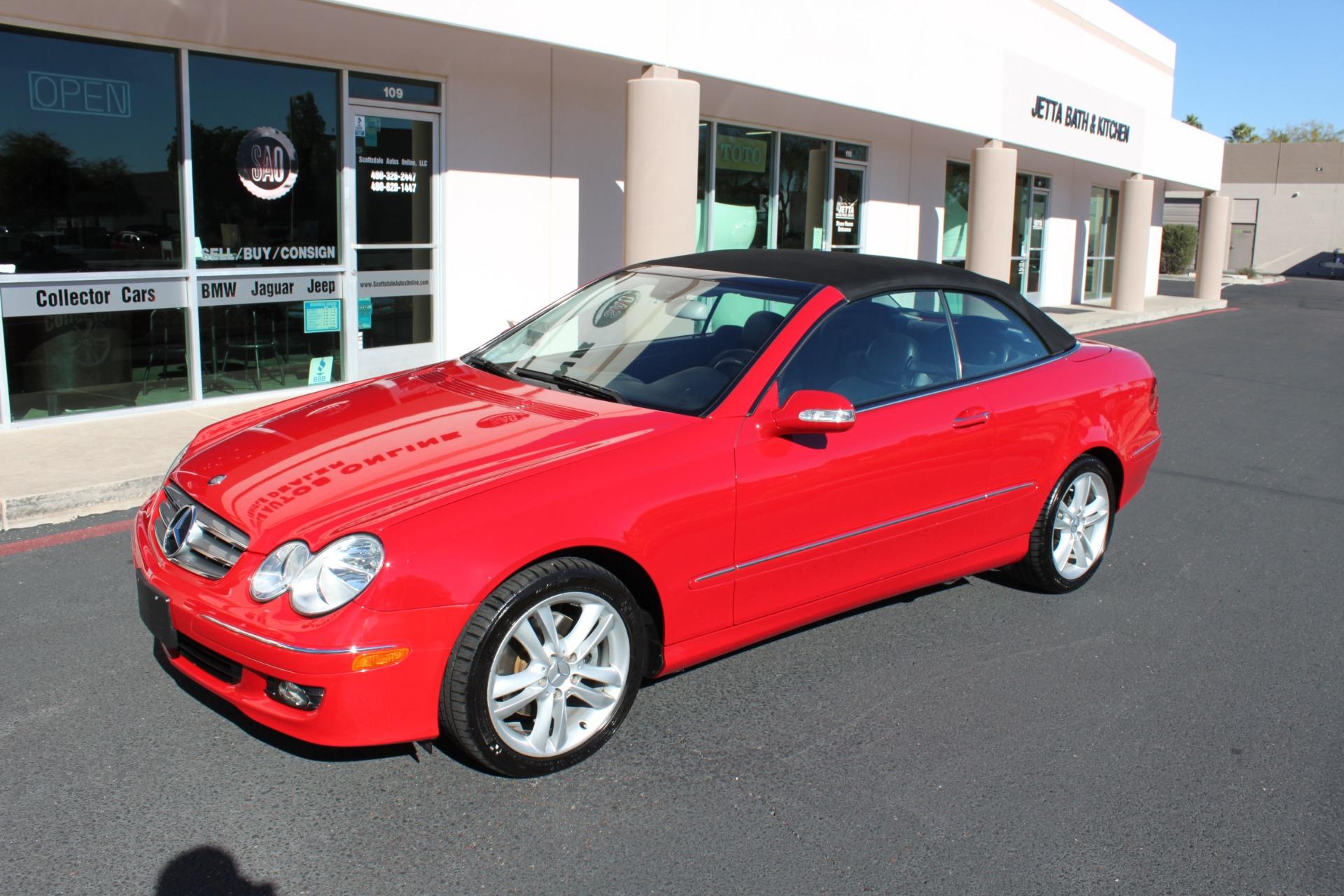Used-2006-Mercedes-Benz-CLK-Class-Convertible-35L-Chalenger