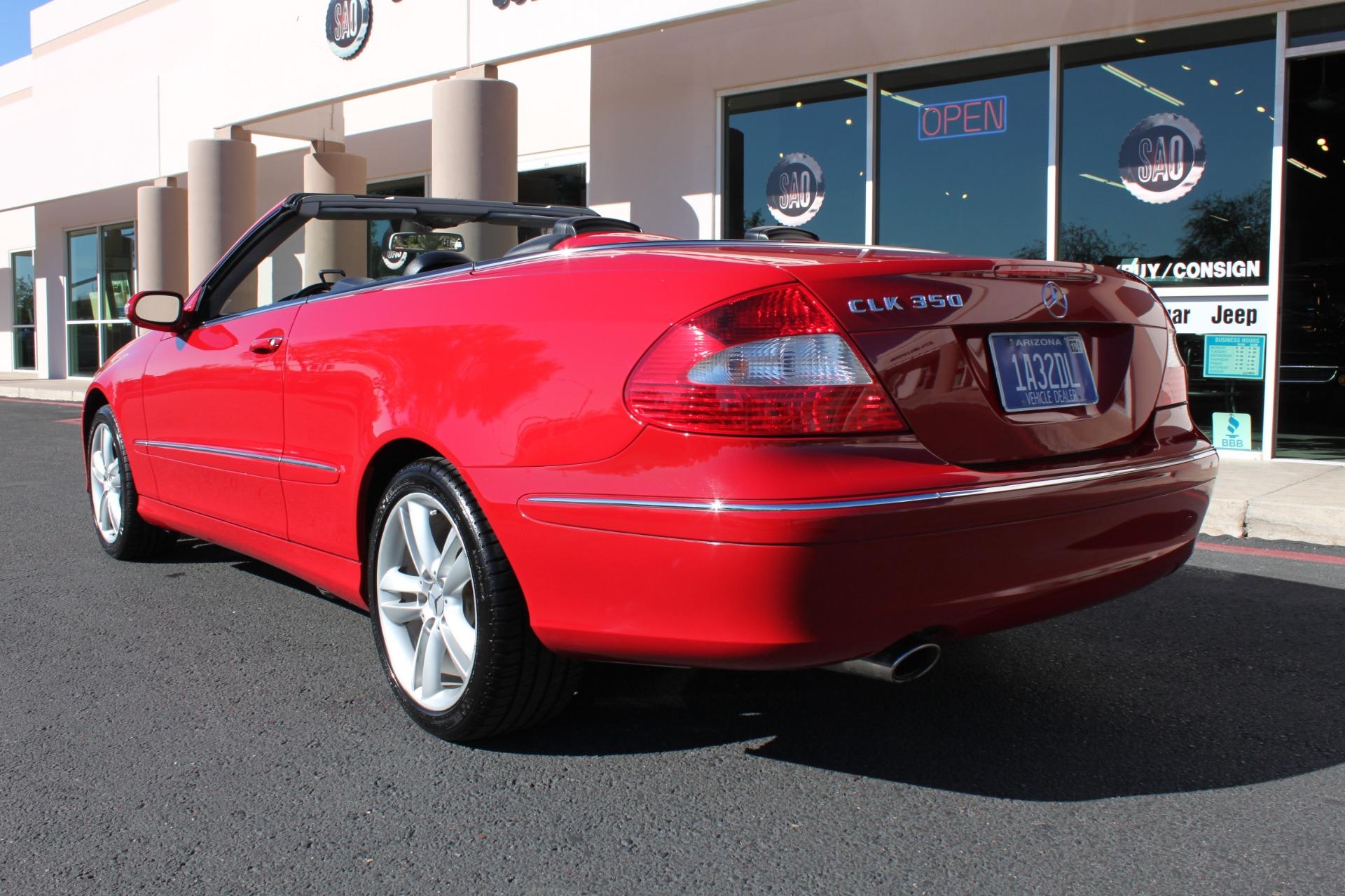 Used-2006-Mercedes-Benz-CLK-Class-CLK350-Cabriolet-35L-Grand-Wagoneer