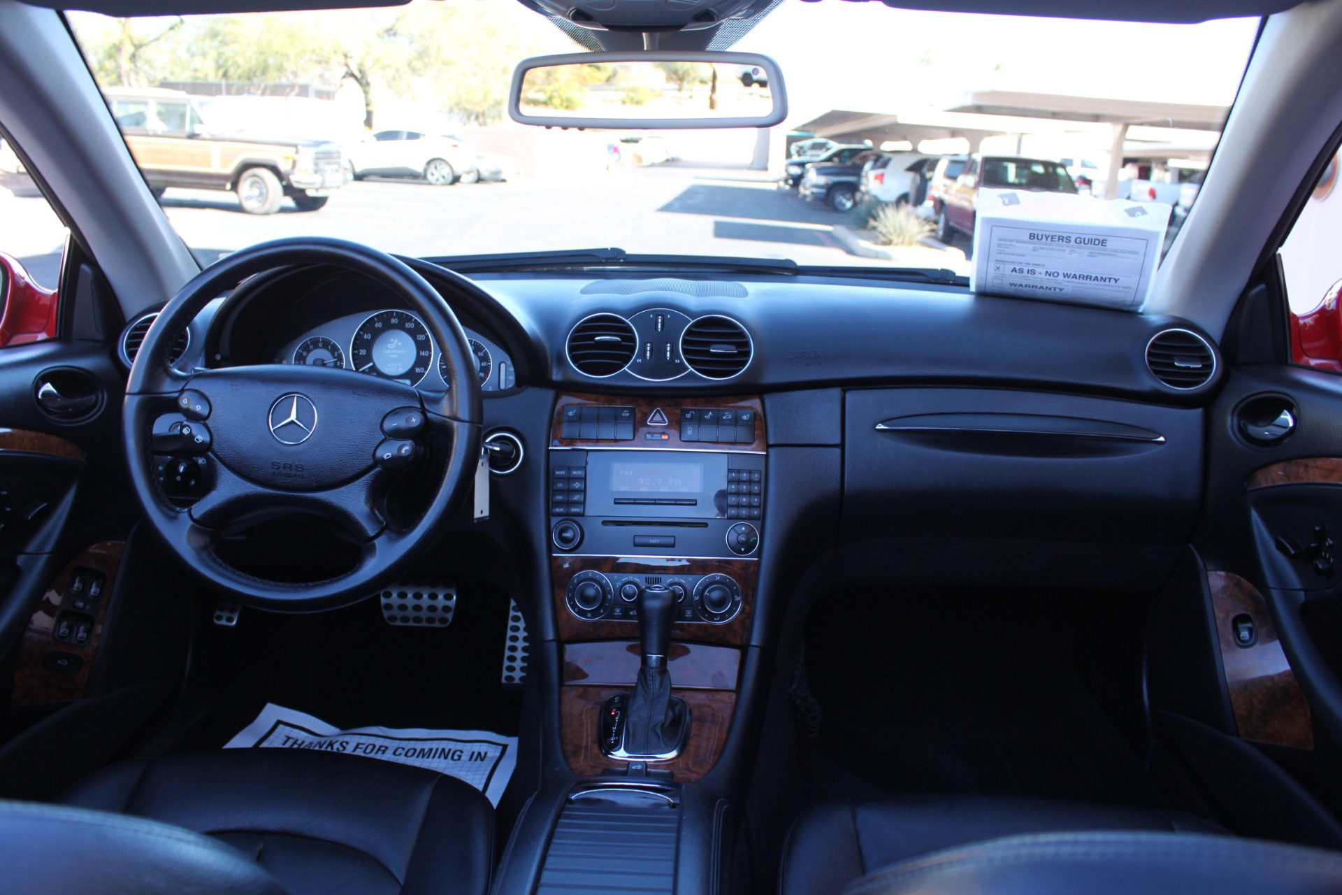 Used-2006-Mercedes-Benz-CLK-Class-Convertible-35L-vintage