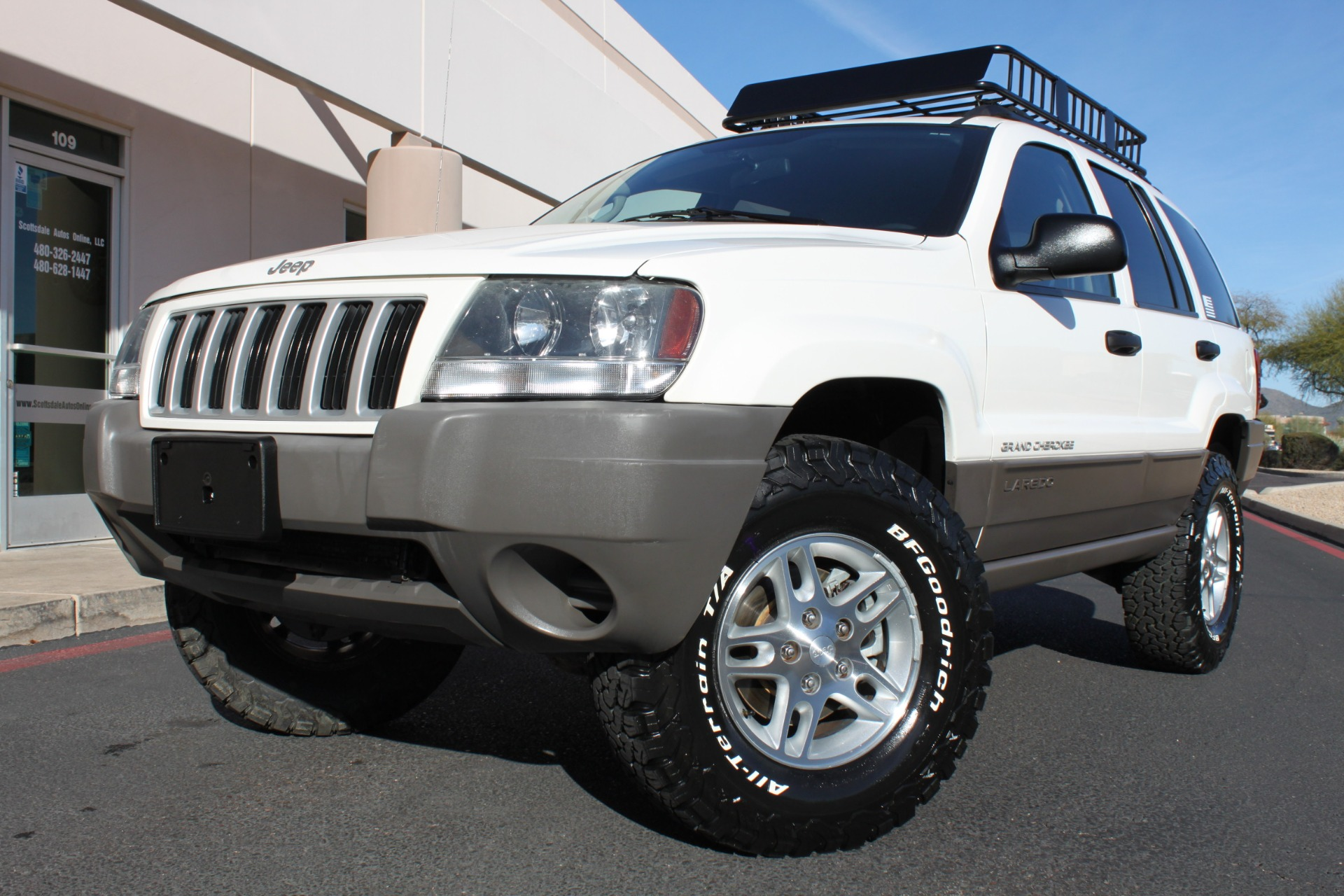 Used 2004 Jeep Grand Cherokee <span>Laredo</span> | Scottsdale, AZ