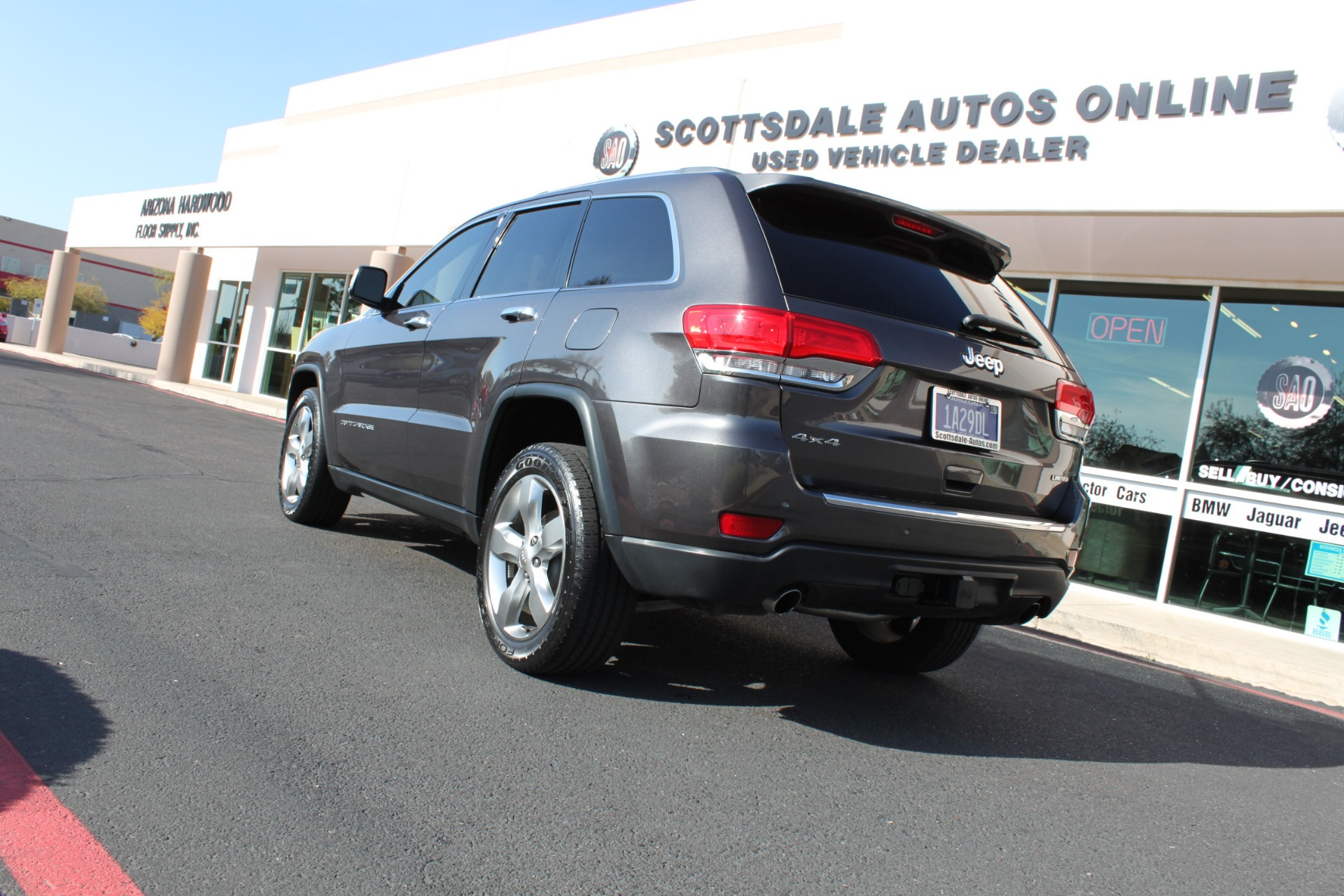 Used-2014-Jeep-Grand-Cherokee-Limited-4X4-Toyota