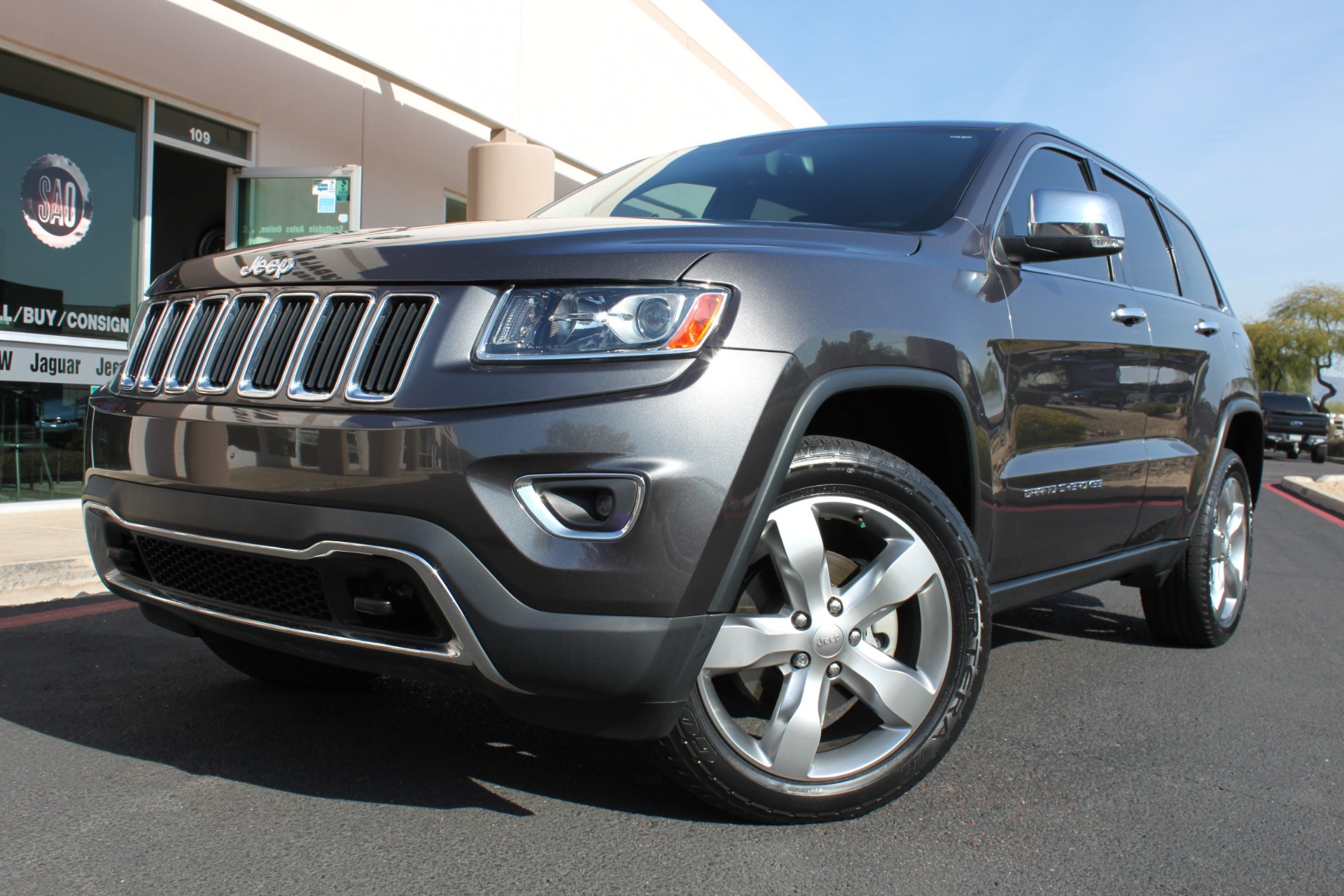 Used 2014 Jeep Grand Cherokee <span>Limited 4X4</span> | Scottsdale, AZ