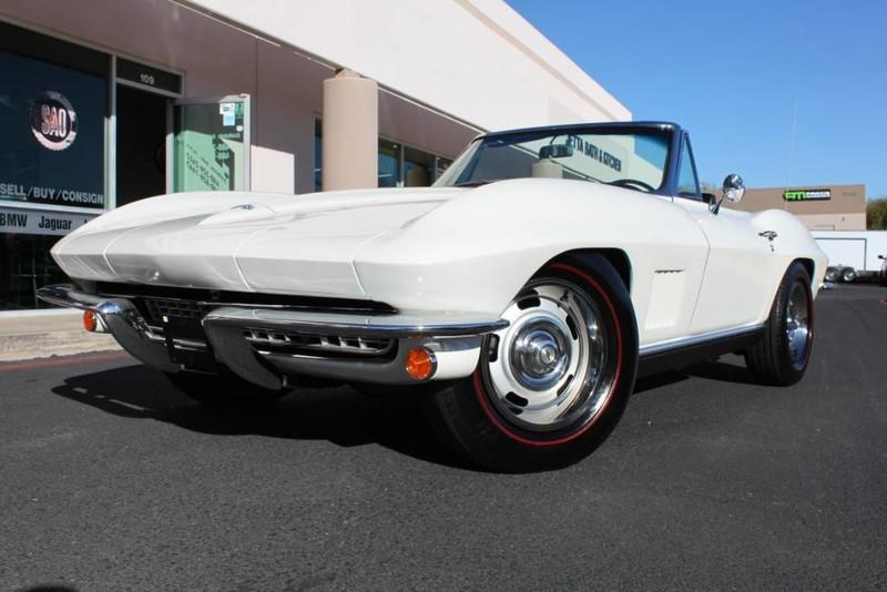Used 1967 Chevrolet Corvette <span>Roadster</span> | Scottsdale, AZ