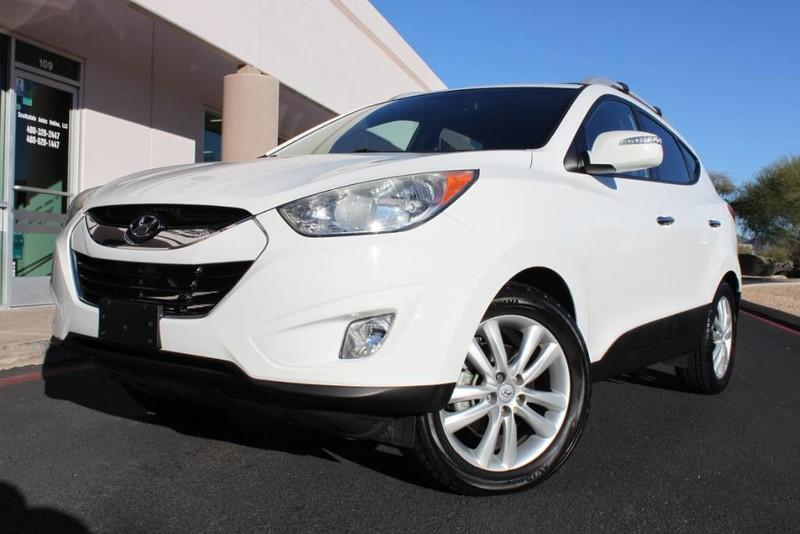 Used 2013 Hyundai Tucson <span>Limited</span> | Scottsdale, AZ