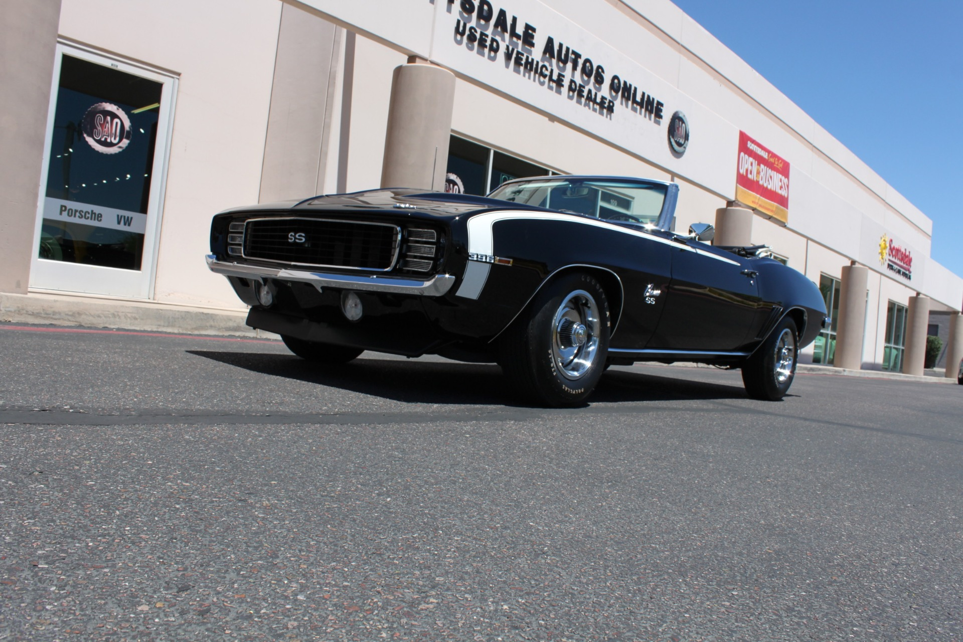 Used-1969-Chevrolet-Camaro-SS/RS-Convertible-Lexus