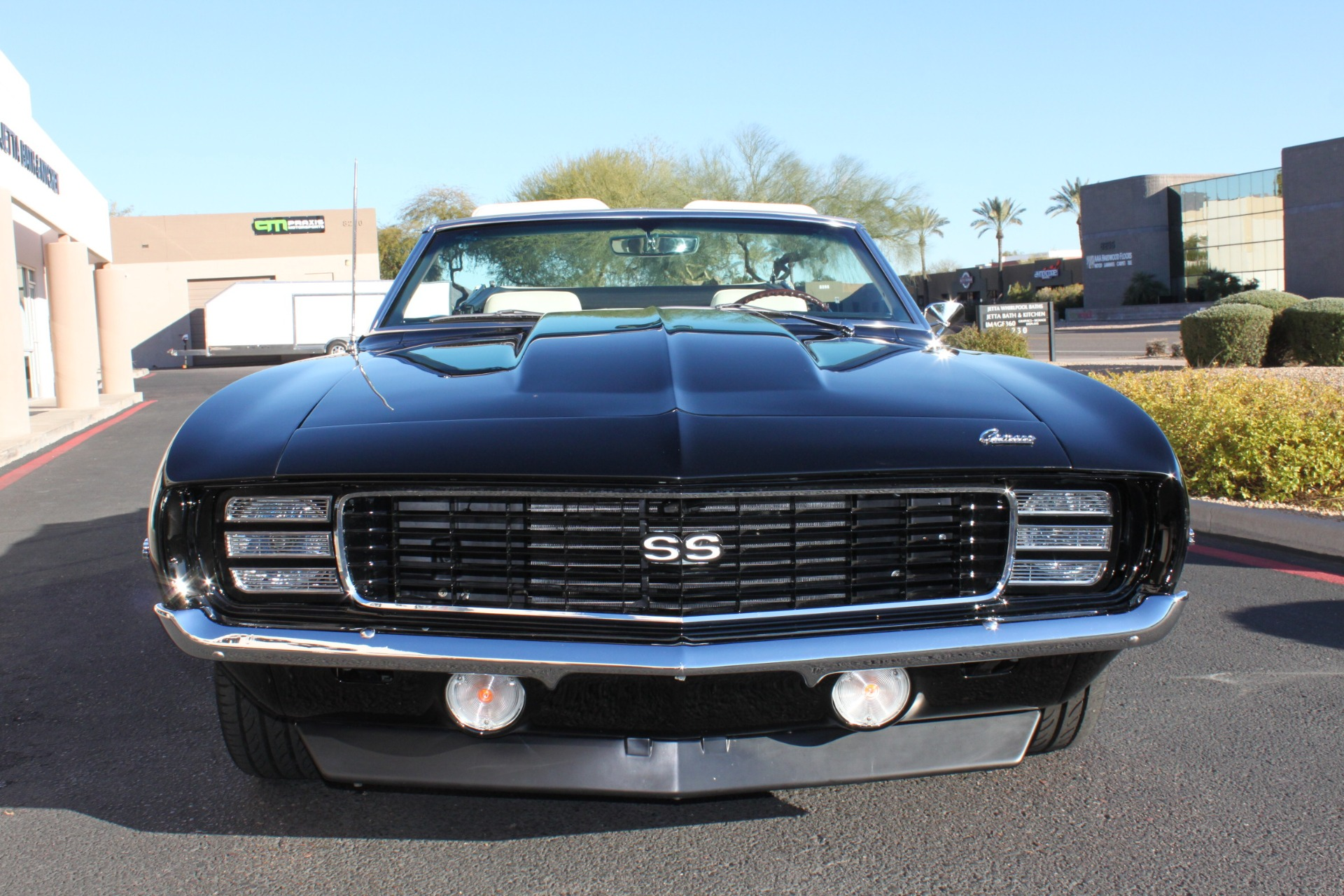 Used-1969-Chevrolet-Camaro-SS/RS-Convertible-Chevrolet