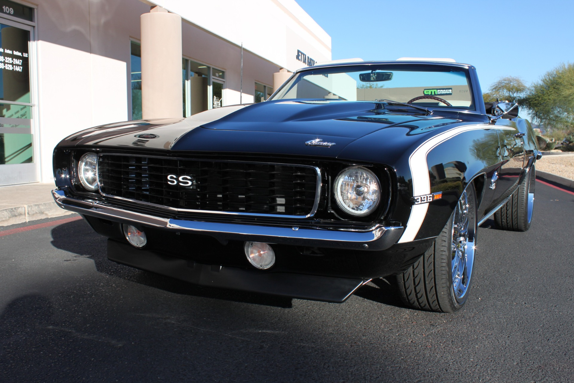 Used-1969-Chevrolet-Camaro-SS/RS-Convertible-Dodge