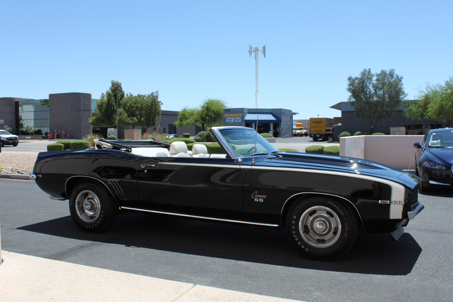 Used-1969-Chevrolet-Camaro-SS/RS-Convertible-Collector
