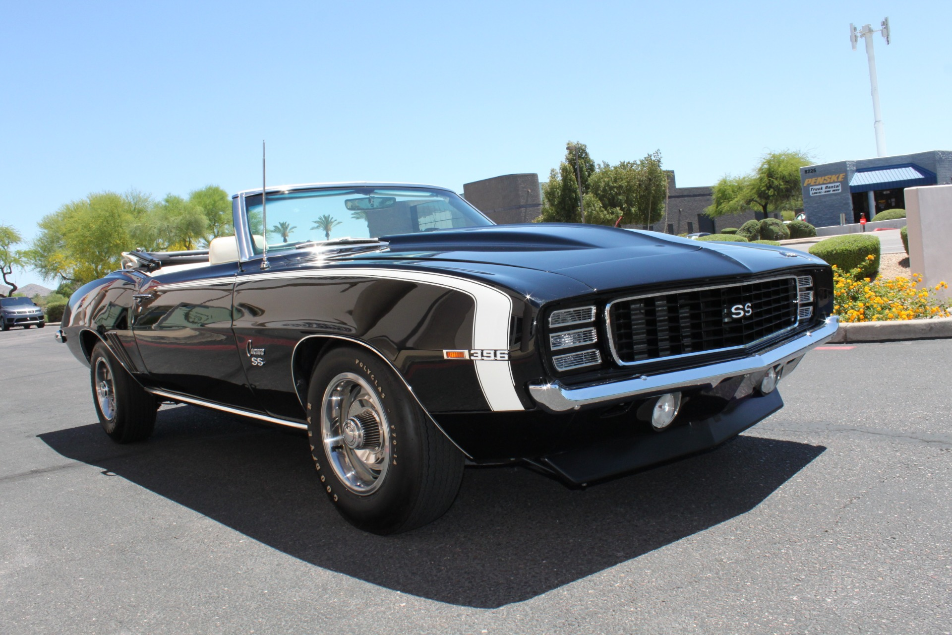 Used-1969-Chevrolet-Camaro-SS/RS-Convertible-vintage