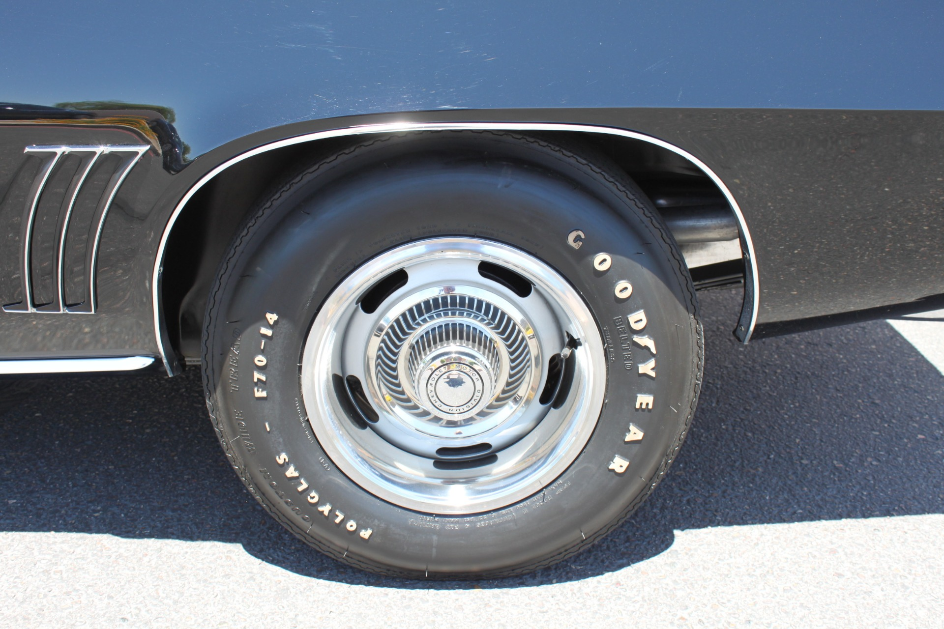 Used-1969-Chevrolet-Camaro-SS/RS-Convertible-Ford