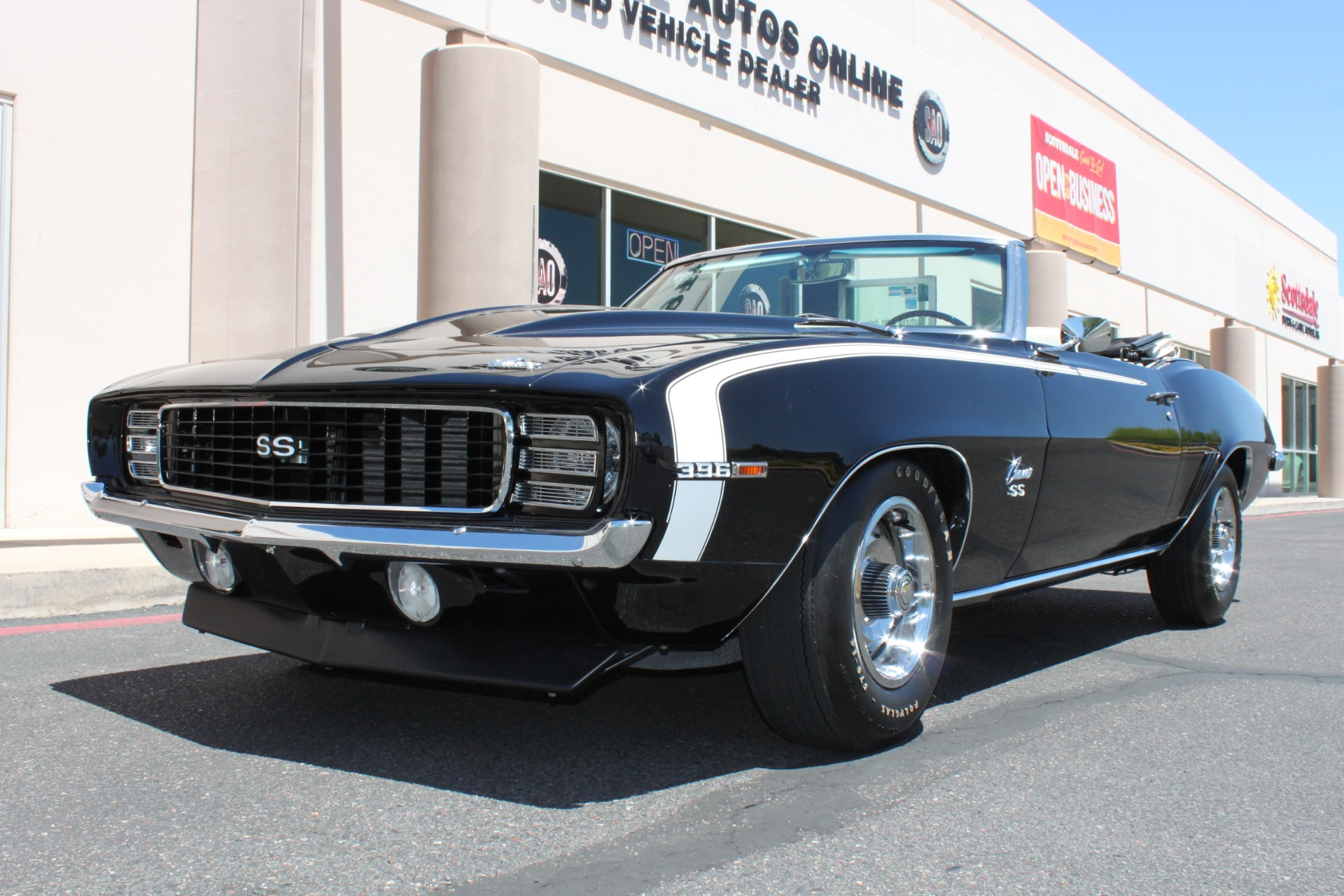 Used 1969 Chevrolet Camaro <span>SS/RS Convertible</span> | Scottsdale, AZ