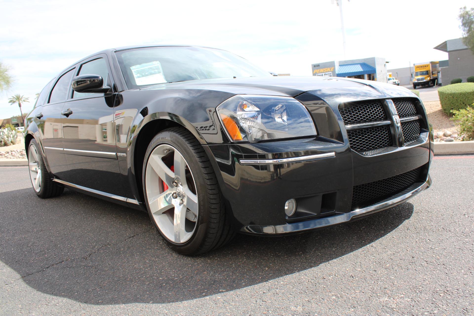 Used-2006-Dodge-Magnum-SRT8-Mercedes-Benz