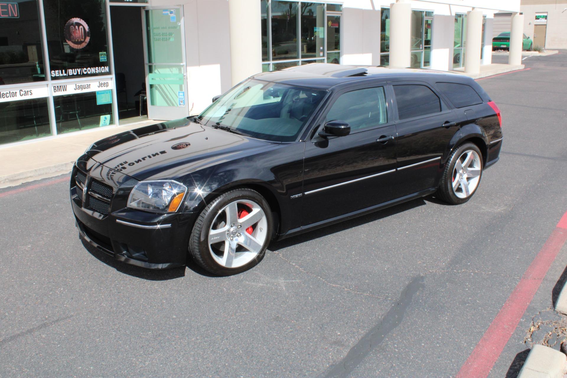 Used-2006-Dodge-Magnum-SRT8-Dodge