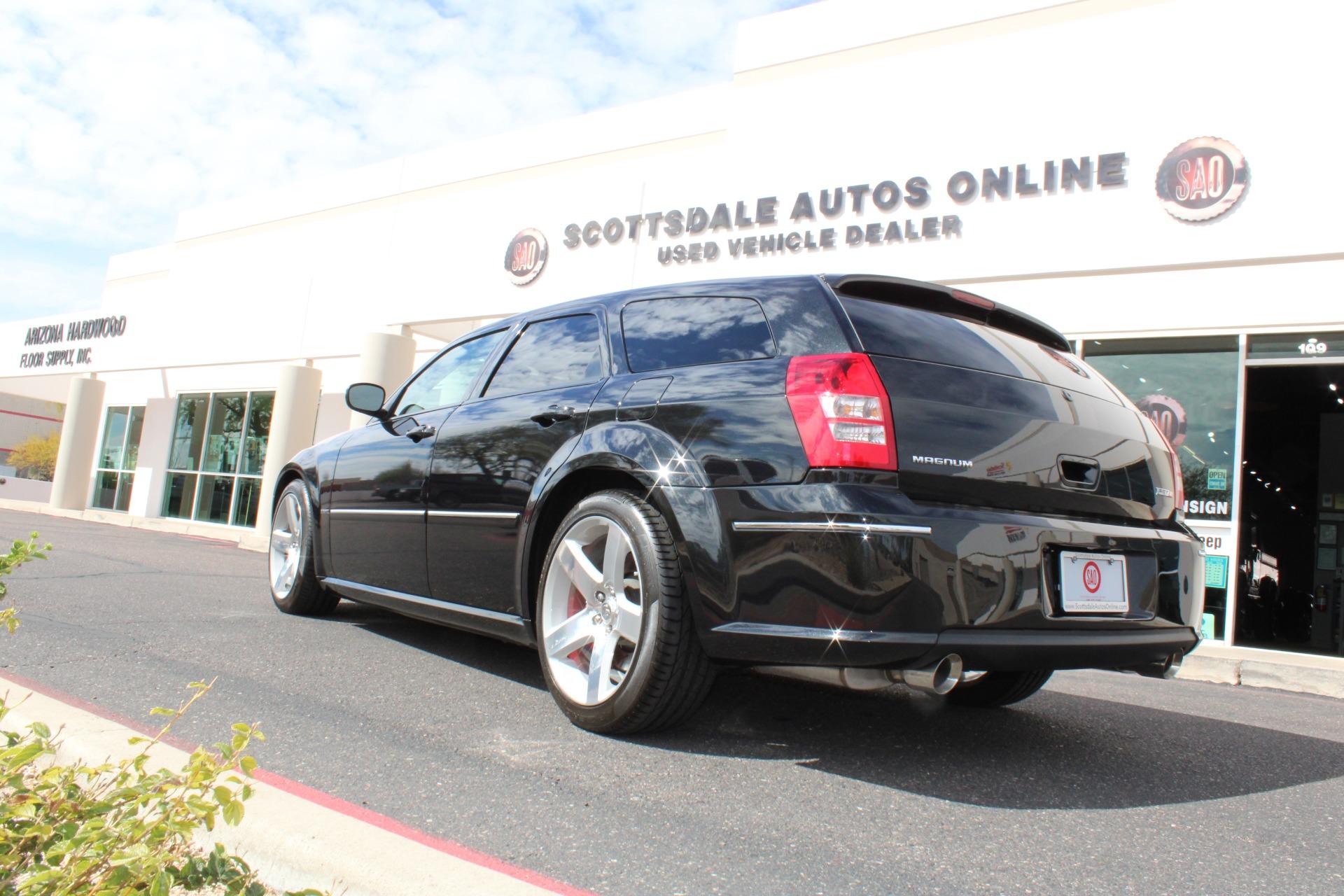 Used-2006-Dodge-Magnum-SRT8-LS430