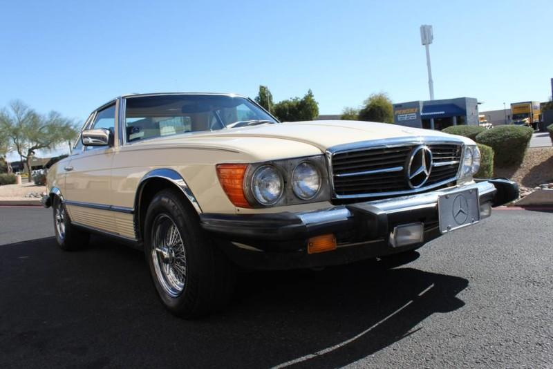 Used-1982-Mercedes-Benz-380-Series-380SL-Mercedes-Benz