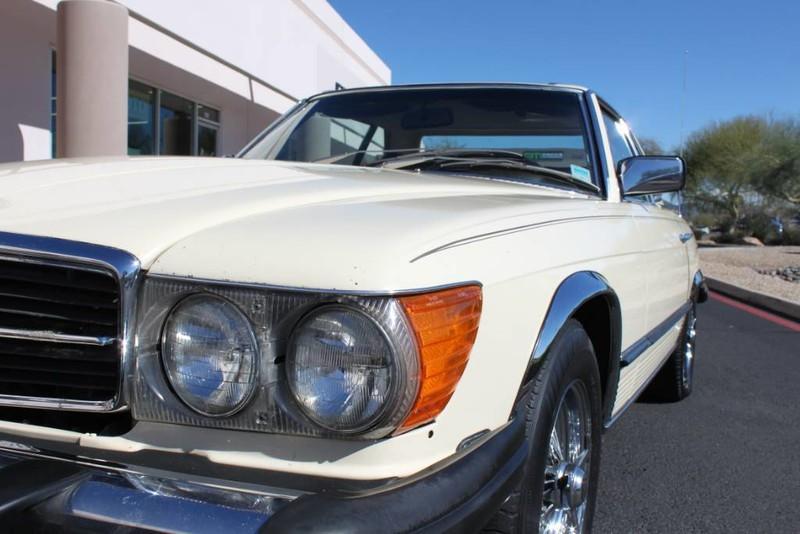 Used-1982-Mercedes-Benz-380-Series-380SL-4X4