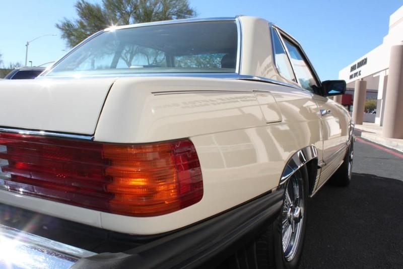 Used-1982-Mercedes-Benz-380-Series-380SL-Audi