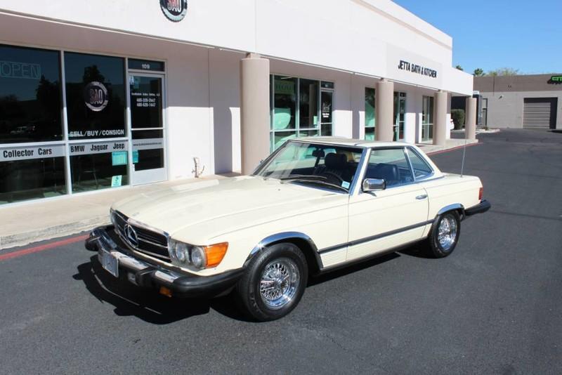 Used-1982-Mercedes-Benz-380-Series-380SL-Acura
