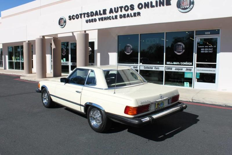 Used-1982-Mercedes-Benz-380-Series-380SL-Chalenger