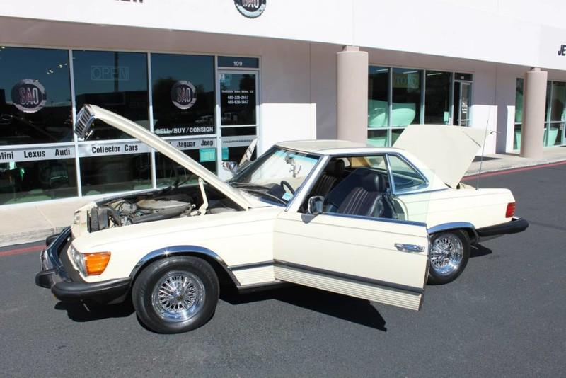 Used-1982-Mercedes-Benz-380-Series-380SL-Dodge
