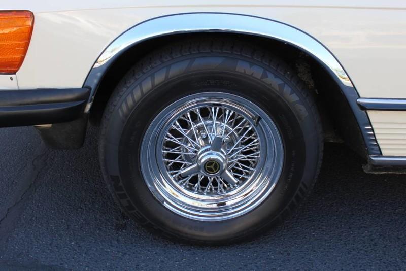 Used-1982-Mercedes-Benz-380-Series-380SL-Honda
