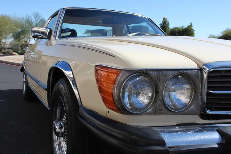 Used-1982-Mercedes-Benz-380-Series-380SL-Lamborghini