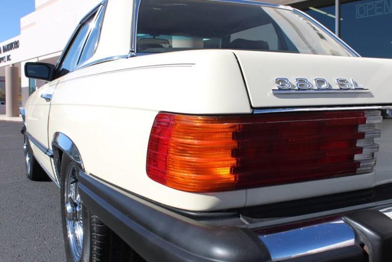 Used-1982-Mercedes-Benz-380-Series-380SL-Tesla