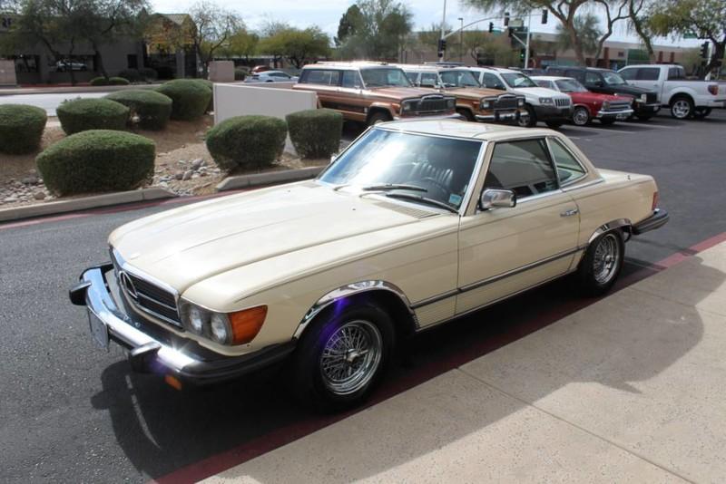Used-1982-Mercedes-Benz-380-Series-380SL-Wagoneer