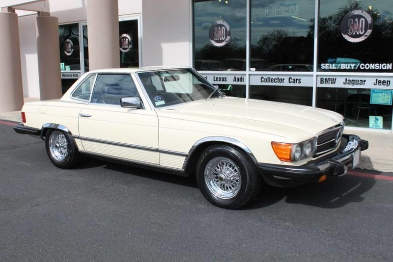 Used-1982-Mercedes-Benz-380-Series-380SL-Grand-Wagoneer