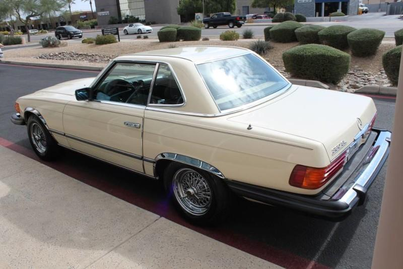 Used-1982-Mercedes-Benz-380-Series-380SL-Classic