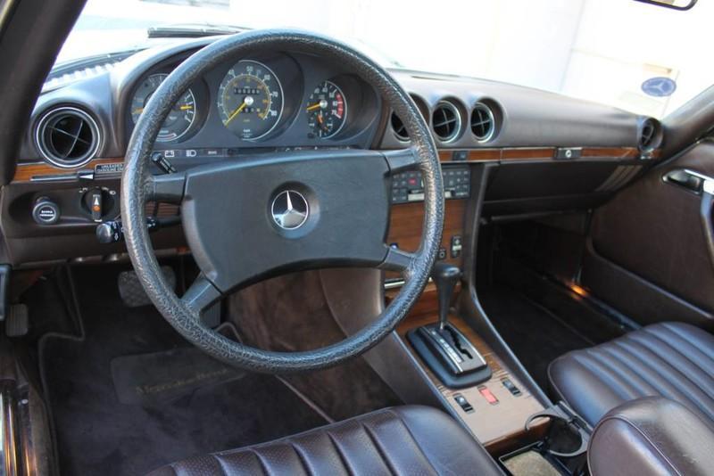 Used-1982-Mercedes-Benz-380-Series-380SL-vintage
