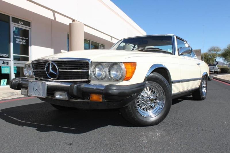 Used 1982 Mercedes-Benz 380 Series <span>380SL</span> | Scottsdale, AZ