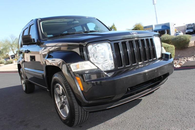 Used-2009-Jeep-Liberty-Sport-4X4-Mercedes-Benz