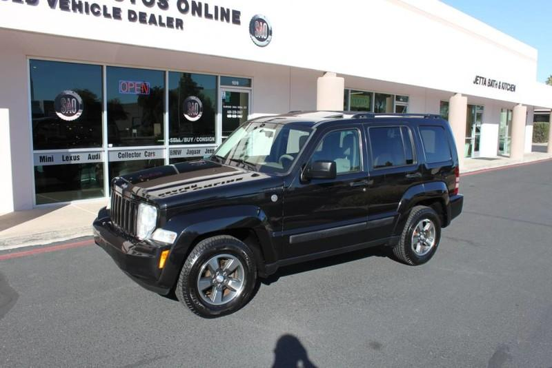 Used-2009-Jeep-Liberty-Sport-4X4-Audi