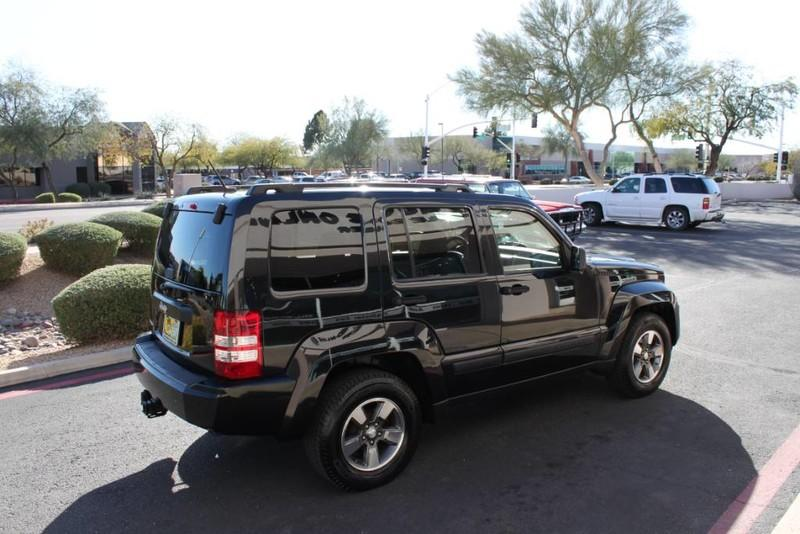 Used-2009-Jeep-Liberty-Sport-4X4-Lexus
