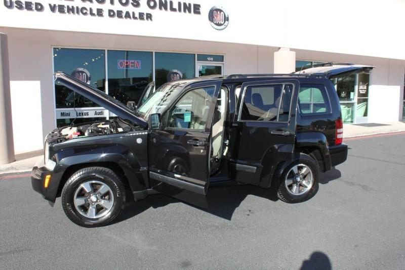 Used-2009-Jeep-Liberty-Sport-4X4-Camaro