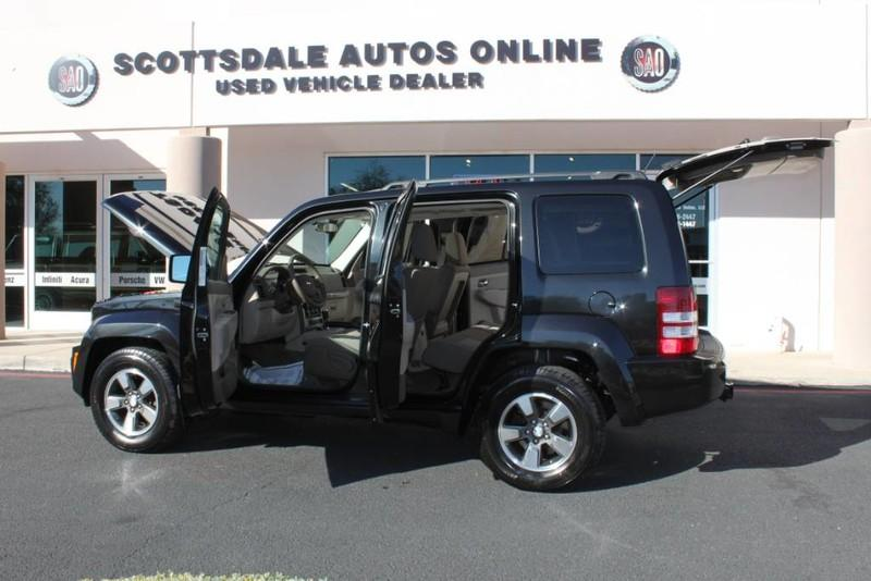 Used-2009-Jeep-Liberty-Sport-4X4-Collector