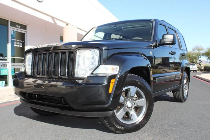 Used 2009 Jeep Liberty <span>Sport 4X4</span> | Scottsdale, AZ