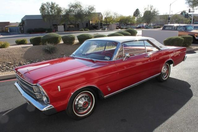 1966 Ford Galaxie 500 390 cu in Stock # P1211A1 for sale